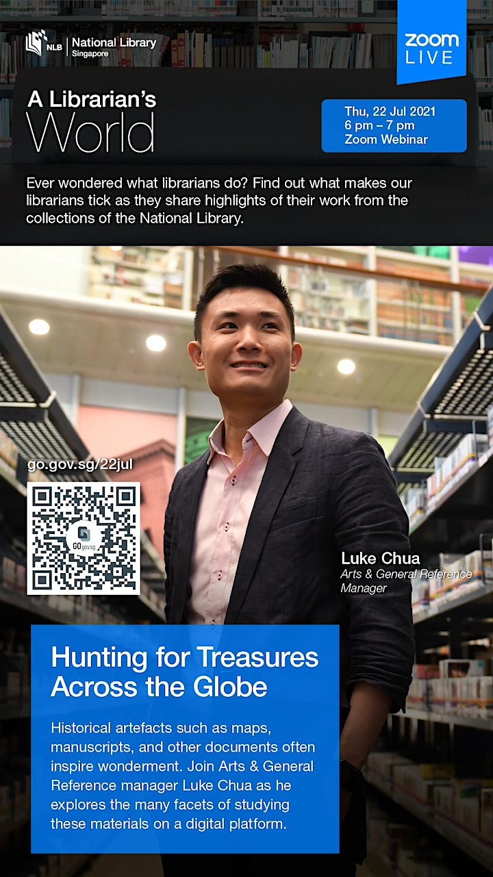 A Librarian's World: Hunting for Treasures Across the Globe image