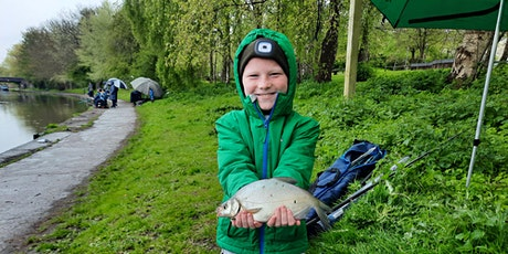 Free Let's Fish! - Ringstead - Learn to Fish - Tackling Inequalities tickets