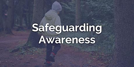 Virtual  Safeguarding Awareness Training tickets