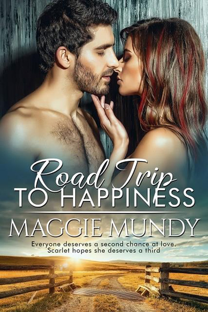 Book Talk Tuesday: Maggie Mundy 'Road Trip to Happiness' image