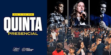 QUINTA PRESENCIAL tickets