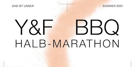 Hillsong Zürich - Y&F Halbmarathon Tickets