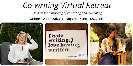 Co-writing Virtual Retreat tickets