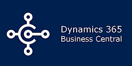 4 Weeks Dynamics 365 Business Central Training Course Palmer tickets
