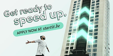 Infosession: Wondering what Start it @KBC can do for YOU? tickets