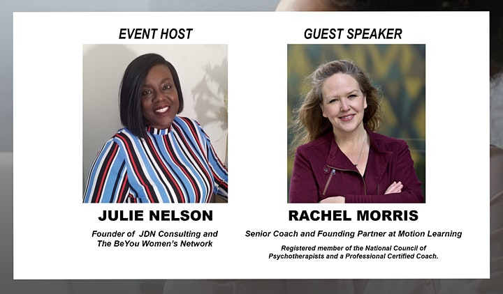 BeYou Women's Network Event: RIDING THE WAVES OF CHANGE & UNCERTAINTY image