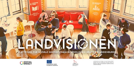 Vernetzungstreffen für Sozial-Innovator:innen im ländlichen Raum Tickets