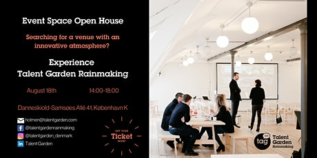 Event Space Open House tickets