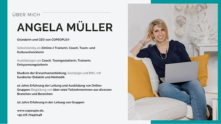 COPEOPLE: Kennenlernen und Live-Q&A zu Online-Gruppenformaten: Bild