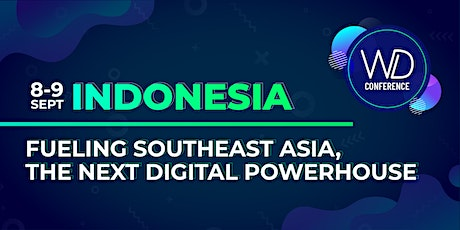 WILD DIGITAL INDONESIA 2021 VIRTUAL CONFERENCE tickets