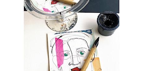 Online-Workshop | Selbstporträt I Für Erwachsene & Jugendliche  ab 16 Tickets