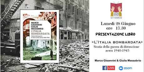 """presentazione del libro """"L'Italia bombardata"""" biglietti"""