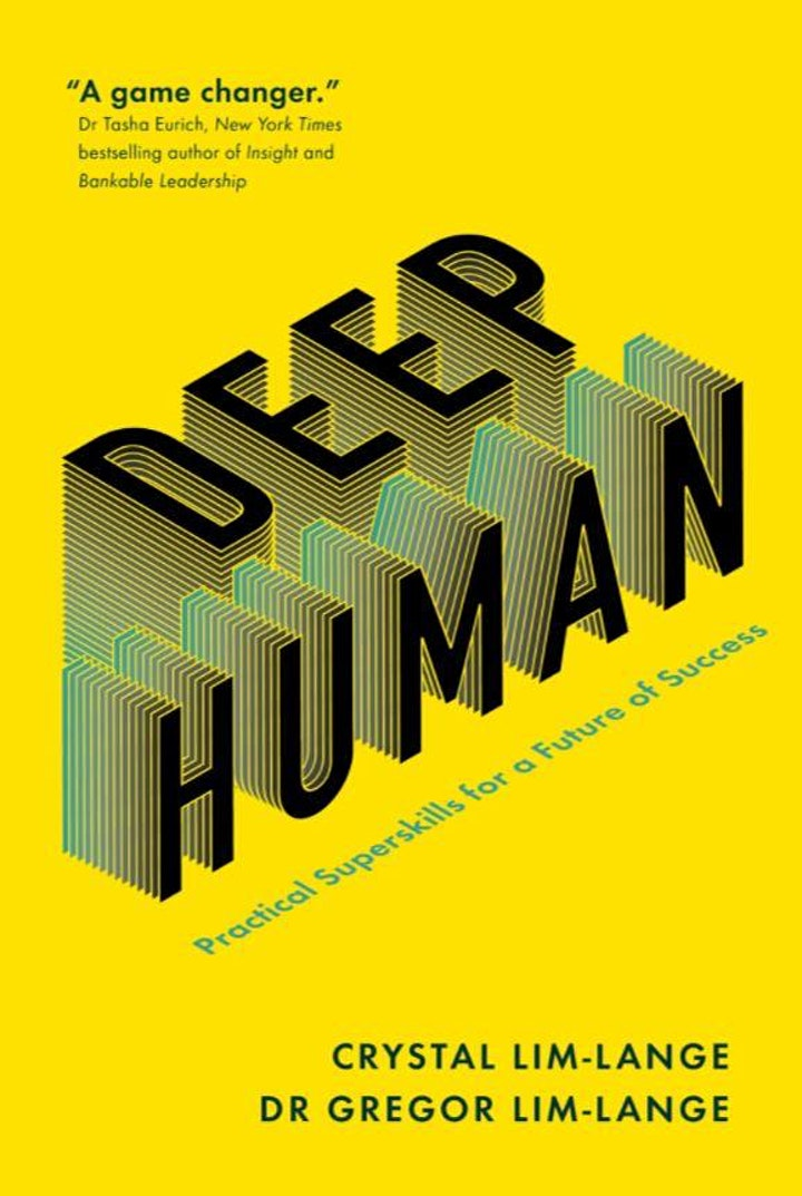 Deep Human: Practical Superskills for a Future of Success | Read! Fest image
