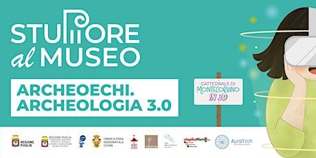 ARCHEOECHI - Visita virtuale della cattedrale di Montecorvino biglietti
