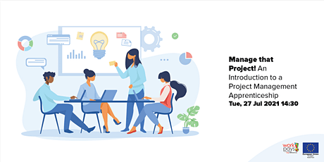 Manage that Project! An Introduction to a Project Management Apprenticeship tickets
