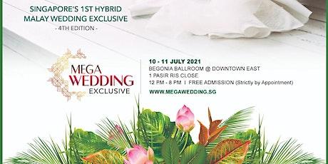 Mega Wedding Exclusive IV tickets