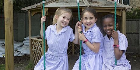 7+ Taster Morning at Streatham and Clapham Prep School tickets