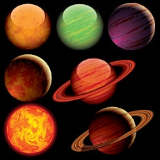 Planets Go Round  - Science Week 2021 tickets