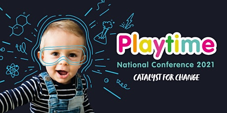 Playtime National Conference 2021 tickets