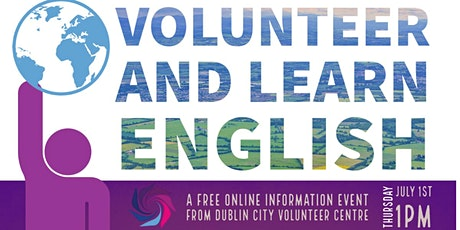 Volunteer and Learn English tickets