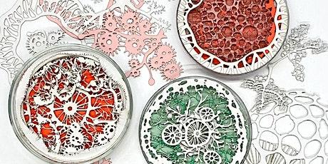 Microscopische wereld in papier - CODA ExperienceLab tickets