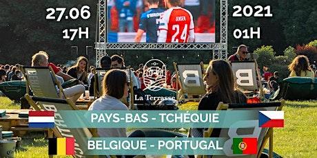 Belgique-Portugal  - 1/8 de finale @La Terrasse du Manoir billets
