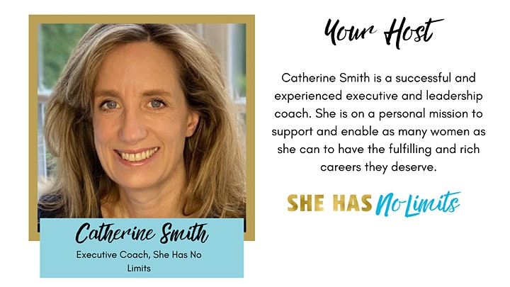 She Has No Limits: Group Coaching - Handling Rejection image