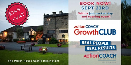GrowthCLUB  - 90 Day Business Planning and Networking tickets