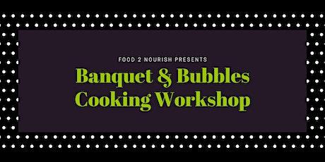 Banquet & Bubbles tickets