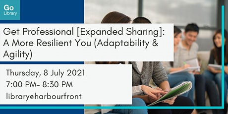 A More Resilient You  | Get Professional [Expanded Sharing] tickets