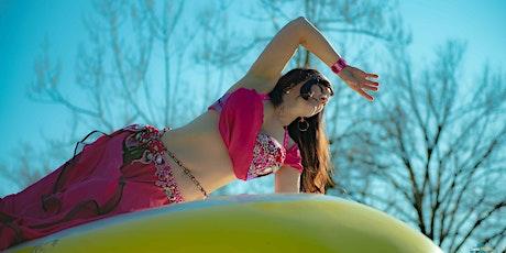 Barre & Belly Dance - FREE class tickets