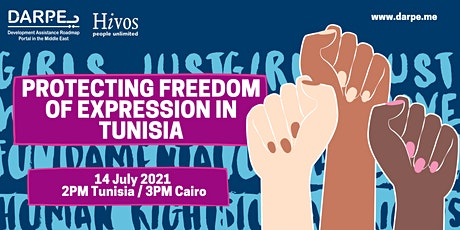 Protecting Freedom of Expression in Tunisia tickets