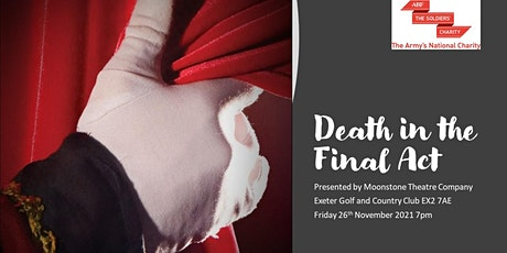 Death in the Final Act Murder Mystery tickets