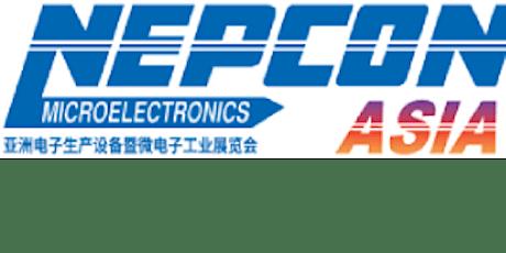NEPCON ASIA 2021: Leading Electronics Expo tickets