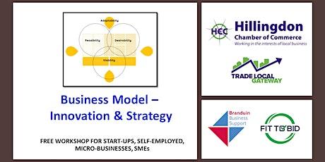 Hillingdon | Business Model - Innovation & Strategy tickets