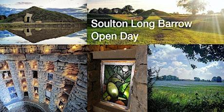 Soulton Long Barrow Open Day tickets