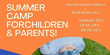 SUMMER CAMP FOR CHILDREN & PARENTS tickets