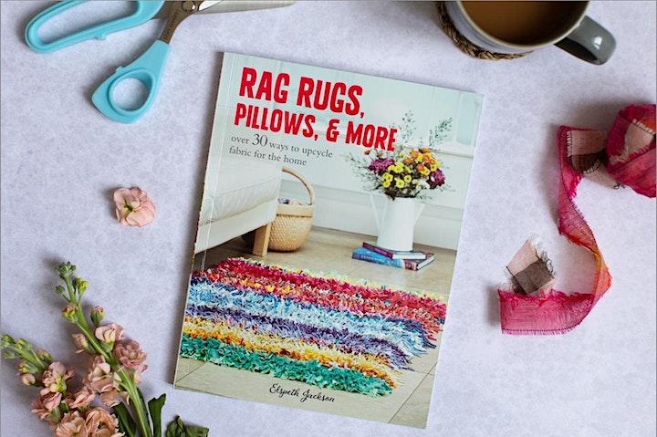 Beginners Rag Rug Workshop - Bristol image