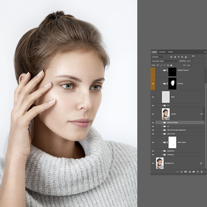Afbeelding van 2-Daagse Workshop Adobe Photoshop Retouche  | Calumet Rotterdam
