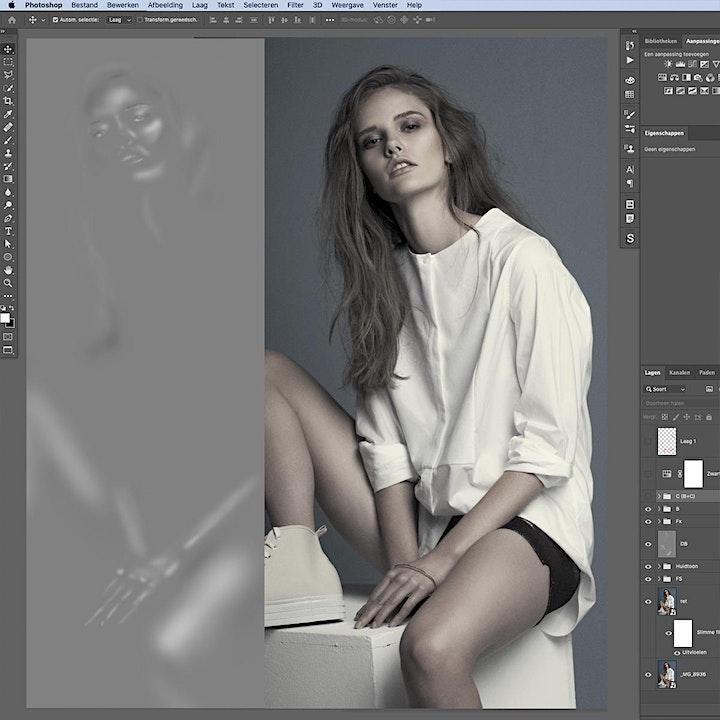 Afbeelding van 2-Daagse Masterclass Retouche voor Beauty & Fashion  | Calumet Rotterdam