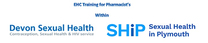 EHC training for Pharmacists in Devon, Plymouth and Torbay image