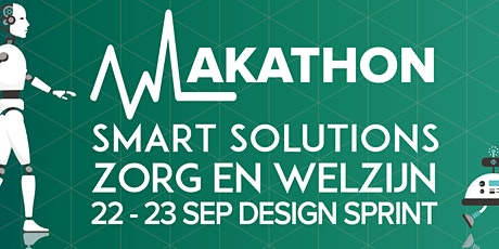 Design Sprint Makathon Zorg en Welzijn - 22 september 2021 tickets
