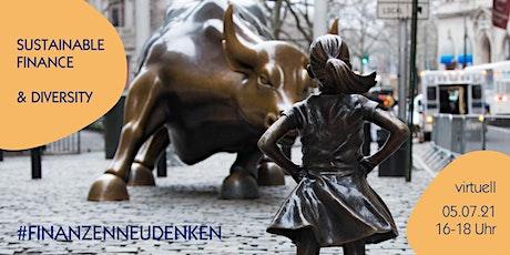 Mondays for Economy - Fokus: Sustainable Finance & Diversity tickets