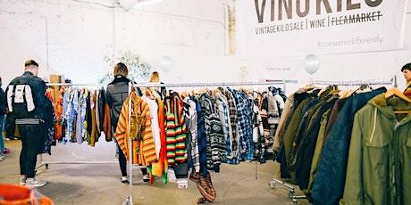 Summer Vintage Kilo Pop Up Store • Nürnberg • Vinokilo billets