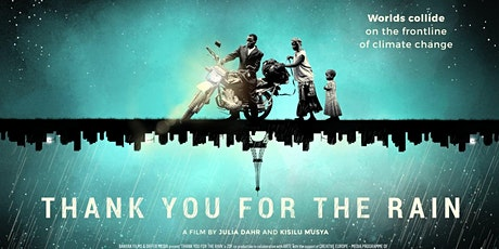 Thank You for the Rain - Online film screening and post-film discussion tickets