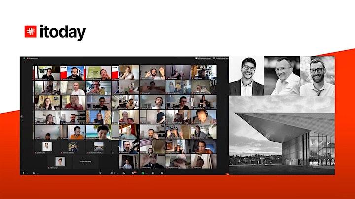 itoday Masterclasses 2021 [ONLINE] Design Sprint / Invincible Company image