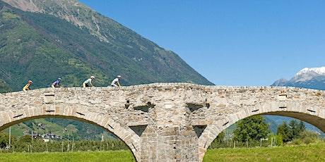 Tour guidato in bicicletta sul Sentiero Valtellina biglietti