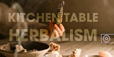 Kitchen Table Herbalism | Betty Jane Ware tickets