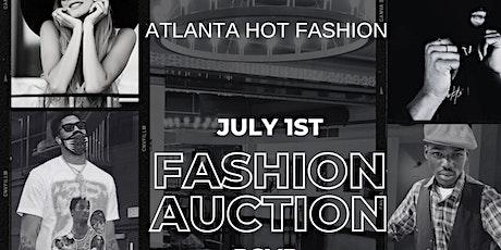 Atlanta Hot Fashion Auction tickets