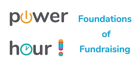 FREE* Foundations of Fundraising Workshop tickets